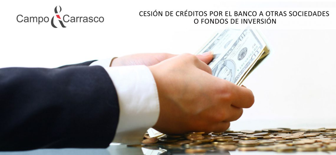 cesión de créditos Sevilla