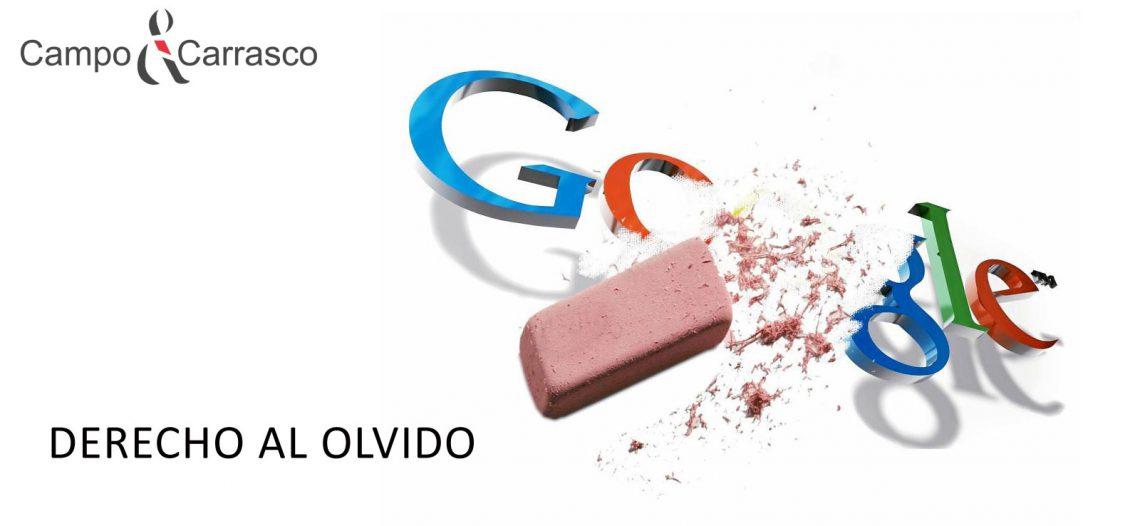 Google Spain y el derecho al olvido