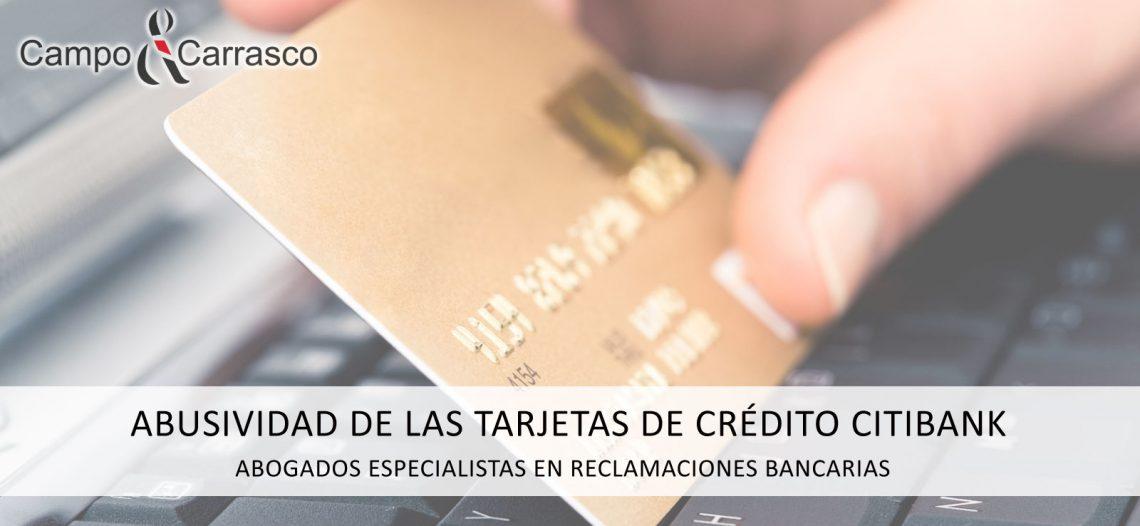 tarjetas de crédito de Citibank