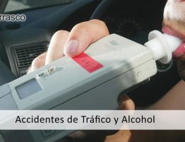 accidentes de trafico y alcohol