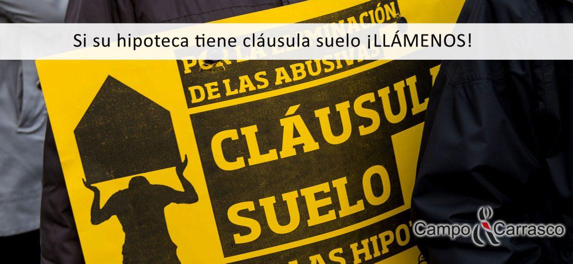 Retroactividad de las cl usulas suelo abogados sevilla for Sentencia clausula suelo 2016