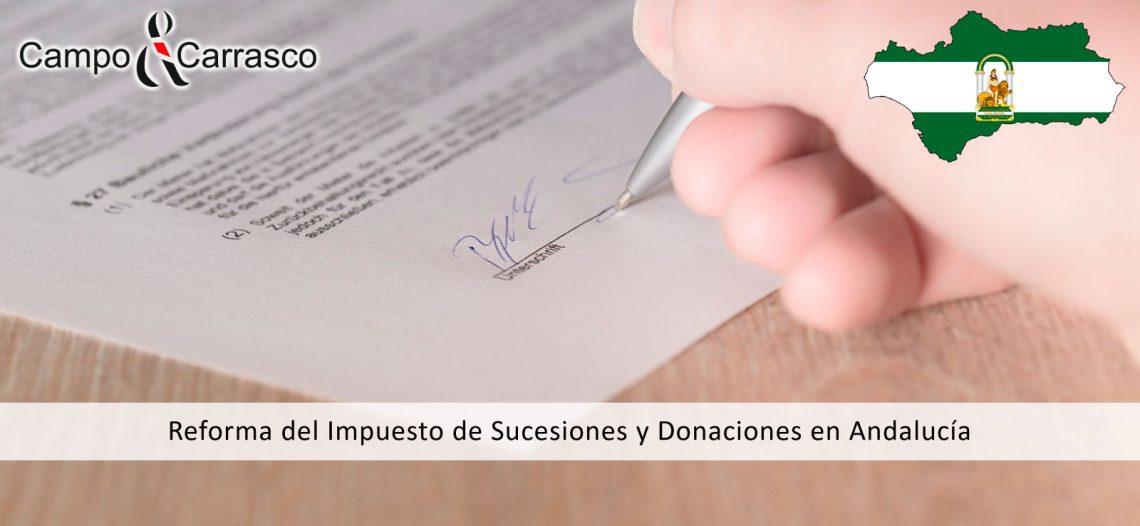 sucesiones y donaciones en andalucia